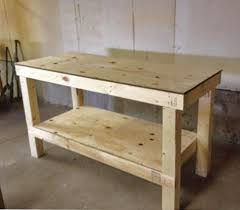 i m a er for the classic style workbench i think it is simple enough to build and very functional too i also like the fact that it has enough storage