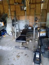 nautilus weight bench