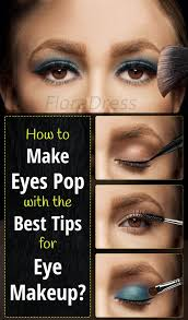 if you wondering about the how you can do the perfect eye makeup all by yourself without a professional help then you would need to follow these tips below