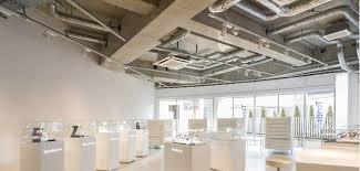 office ceilings. Types Of Ceiling - Exposed Ceiling Office Ceilings R