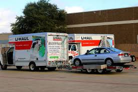 Cheap! Moving Cross Country with Uhaul & Towing Car! - Soul Travelers 3
