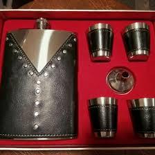 Новый подарочный <b>набор Фляга</b>+стопки+воронка – купить в ...