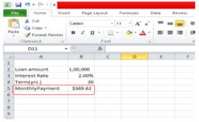 A Guide To Setting Up Data Tables In Excel Magoosh Excel Blog