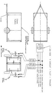 trailer junction box 7 wire schematic trailer wiring 101 trailer wiring diagram 4 wire circuit