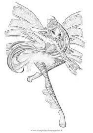 Disegno Winxsirenix11 Personaggio Cartone Animato Da Colorare
