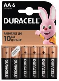 <b>Батарейка</b> Duracell Basic <b>AA</b> — купить по выгодной цене на ...