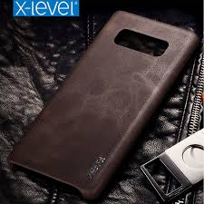 samsung note 8 case. for samsung galaxy note 8 case x-level luxury vintage pu leather