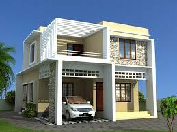 New Model House Design 2019 Contemporary Model Plans In 2020 Kerala House Design New