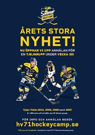 Sidan för dig som följer och älskar hv71. Hv71 Sommarhockeycamp Home Facebook