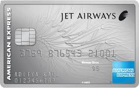 jet airways american express platinum credit card