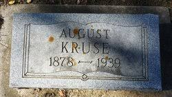 August Andrew Kruse (1878-1939) - Find A Grave Memorial
