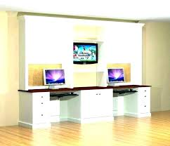 home office double desk. Double Desk Home Office De First Rate Dual Plain Regarding Awesome Ideas