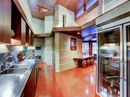 Frank Lloyd Wright Kitchen Design House Of The Week Frank Lloyd Wright Design Back From The Brink