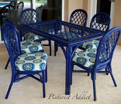 repainting outdoor metal furniture designs