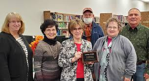 Our beloved PC Library Director being... - Putnam County Public Library |  Facebook