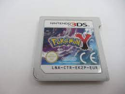 Pokemon Y 3DS (EU) : Amazon.de: PC & Video Games