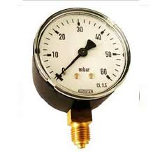 gas manometer. gas manometer c