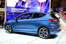 2018 ford ka. simple ford ford fiesta st geneva show  rear in 2018 ford ka o