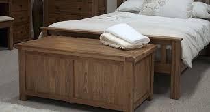 bedroom furniture storage. Blanket Storage Rustic Oak Bedroom Furniture Box Chest Trunk