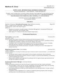Objective For Job Resume Extraordinary College Job Resume College Student Part Time Job Resume Objective