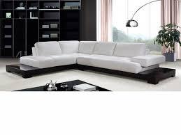 White Sectional Sofa Lovely Dreamfurniture Modern White Leather Sectional  Sofa