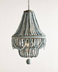 captivating turquoise chandelier light malibu beaded x