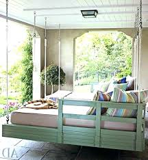 floating bed swing photo 3 of outdoor floating bed great ideas twins hanging beds round side