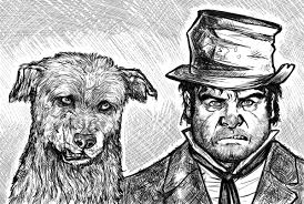 memorable dogs from literature huffpost