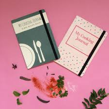 Recipe Journals Creative Journals Personalised Diary Gifts Best Diaires