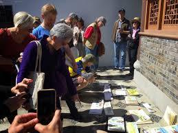 seattle sketchers visit seattle chinese garden urban sketchers china garden newark de