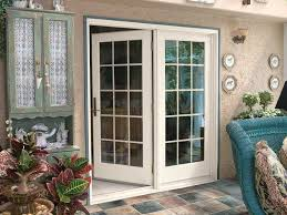 the elegance of french doors combined with the durability and energy efficiency of advanced andersen doors for the ultimate in hinged patio doors