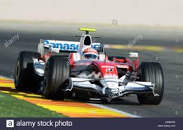 Timo GLOCK GER in the Toyota TF108 Formula 1 racecar on Circuit ...