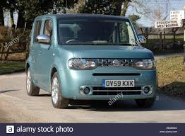 2010 Nissan Cube, boxy Japanese cult compact car with unusual ...