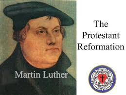 「luther protestant」の画像検索結果