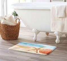 memory foam rugs for living room plush memory foam anti fatigue coastal beach theme bath rug memory foam rugs
