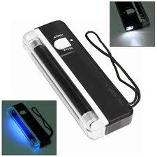 Fake Money Detector Light Handheld Blacklight Fake Money Bank Note Id Uv Light Detector Scanner Best Price In Malaysia