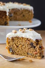 Easy Carrot Cake With Cream Cheese Frosting Just So Tasty