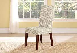 Buy top selling products like sure fit® stretch pinstripe short dining chair slipcover and sure fit® duck supreme cotton dining room chair slipcover. Sure Fit Stretch Ironworks Short Dining Chair Covers Slipcovers For Chairs Dining Room Chair Slipcovers Dining Chair Covers Slipcovers