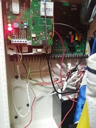 concord 4 exterior siren inop? general control4 discussion concord 4 programming keypad at Concord 4 Wiring Diagram