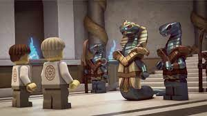 Never Trust a Human | Lego Ninjago Episodes Season 1