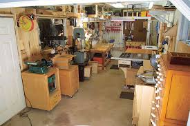 Cabinets For Workshop Small Woodshop Layout Ideas Layout Kit Startwoodworkingcom