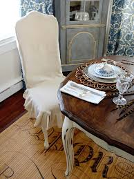 slip covers chair. How To Make A Custom Dining Chair Slipcover Slip Covers