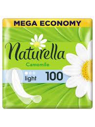 Camomile <b>Light</b> Женские <b>гигиенические прокладки</b> на каждый ...