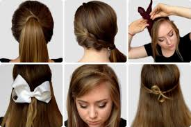 How To Make Puff Hairstyle At Home For Girls Step By Step Best