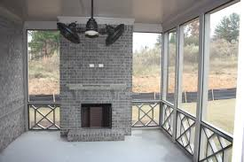 screen porch with outdoor fireplace 3 tamra wade team re max tru