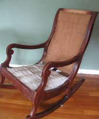 Upholster \u0026 Paint a Rocking Chair, Part 1 - Prodigal Pieces