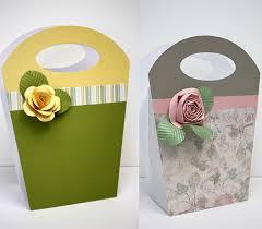 Chart Paper Flower Making