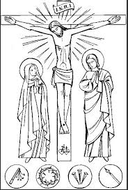 Small Picture 283 best Catholic coloring images on Pinterest Coloring sheets