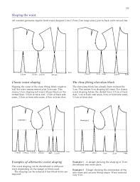 Pattern Cutting Extraordinary Metric Pattern Cutting Womenswear Winifred Aldrich