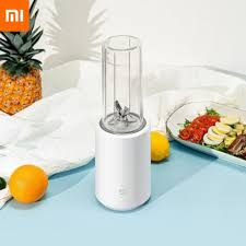 LN123] Máy xay sinh tố XIAOMI Mijia Food process pinlo mini portable  blender MJLLJ01PL chính hãng 737,000đ
